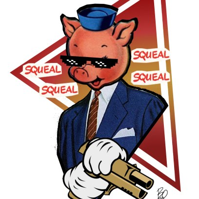 thug pig